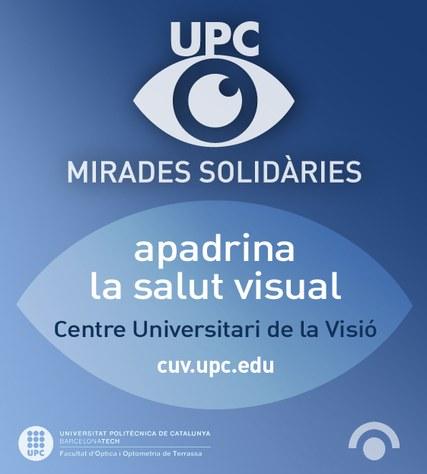 Poster Mirades Solidaries