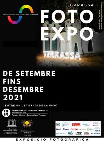 EXPOSICIÓ FOTOGRÀFICA AL CENTRE UNIVERSITARI DE LA VISIÓ