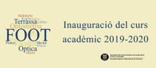 Inauguració del curs acadèmic 2019·20