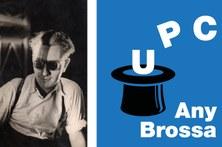 La poesia de Joan Brossa i els jocs òptics, el 13 de desembre, a la Facultat d'Òptica i Optometria de la UPC