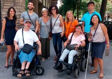 La UPC i l'Ajuntament de Terrassa organitzen la primera 'Mapathon' de la ciutat, que aportarà dades d'accessibilitat