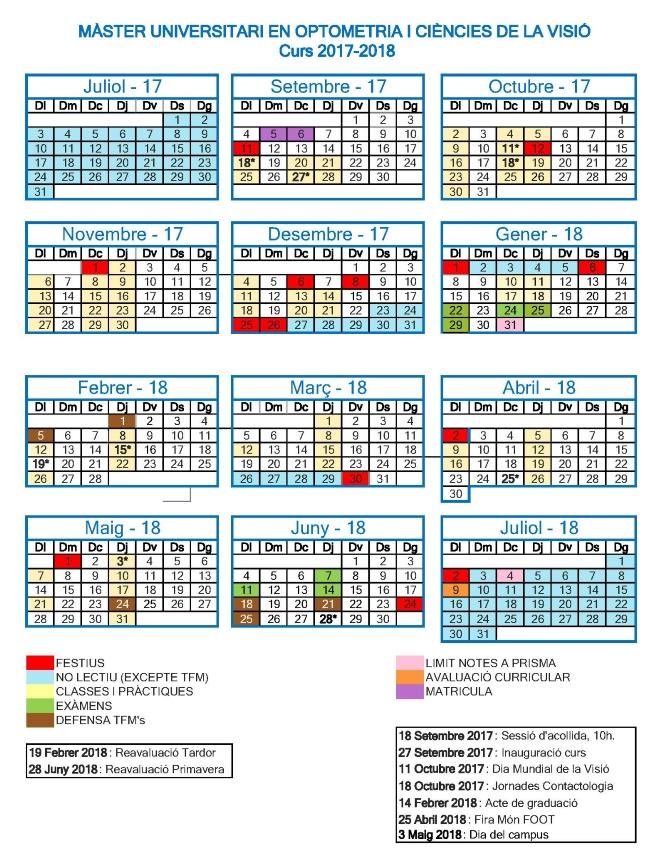 MUOCV 2017-2018