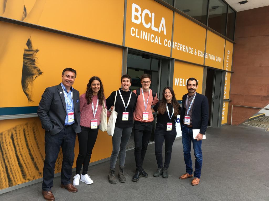 Congrés BCLA 1