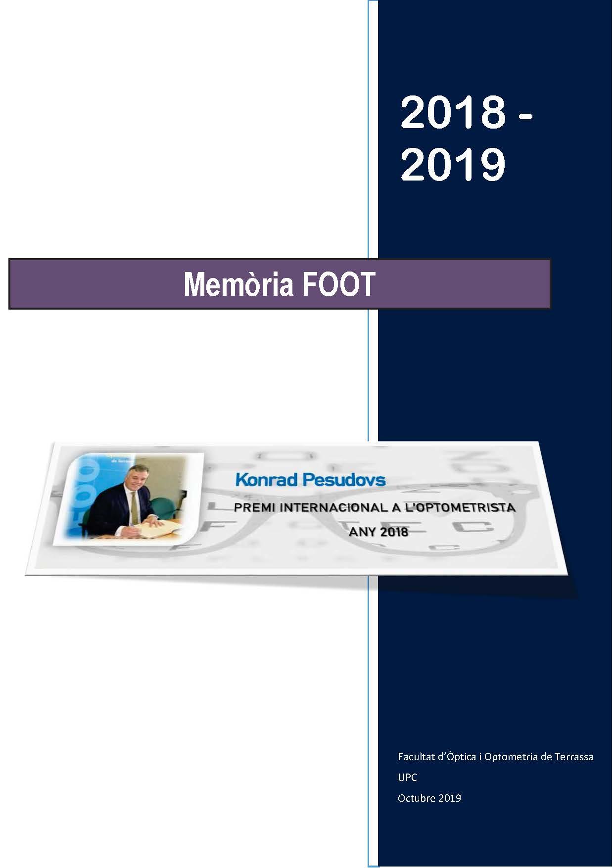 Memòria 2018-19